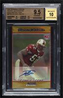 Patrick Willis [BGS 9.5 GEM MINT] #33/50