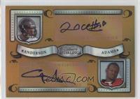 Gaines Adams, Jamaal Anderson #/250