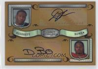 Dwayne Jarrett, Dwayne Bowe /150