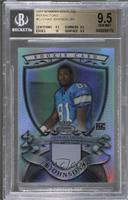 Calvin Johnson /199 [BGS 9.5 GEM MINT]