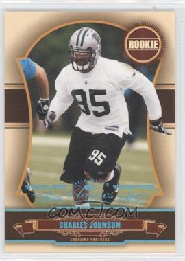 2007 Donruss Classics - [Base] - Timeless Tributes Platinum #235 - Charles Johnson /10