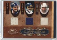 Dan Fouts, Lance Alworth, Kellen Winslow /250