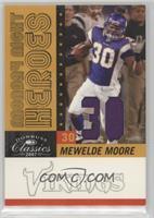 Mewelde Moore #/30