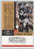 DeAngelo Williams /34
