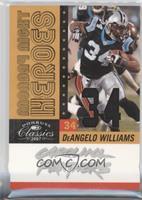 DeAngelo Williams #/34