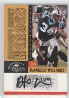 DeAngelo Williams /34