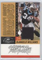 DeAngelo Williams #/250