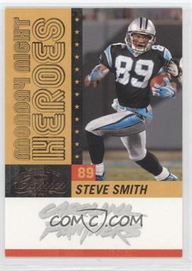 2007 Donruss Classics - Monday Night Heroes #MNH-18 - Steve Smith /1000