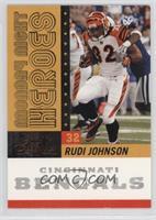 Rudi Johnson /1000