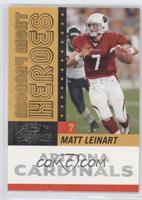 Matt Leinart #/1,000