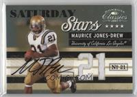 Maurice Jones-Drew #/21