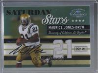 Maurice Jones-Drew /21