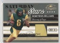 Demetrius Williams /25