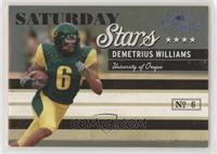 Demetrius Williams /25 [EXtoNM]
