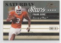 Frank Gore #/1,000
