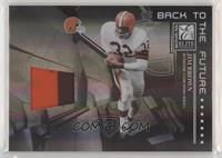 Jim Brown, LaDainian Tomlinson #/25
