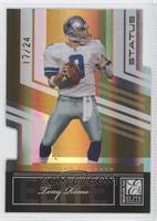 Tony Romo /24
