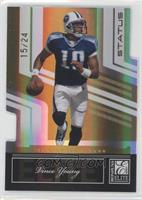 Vince Young /24