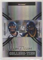 Marshawn Lynch, Aaron Rodgers [Noted] #/200