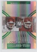 Roy Williams, Adrian Peterson #/800
