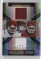 Adrian Peterson, Roy Williams /50