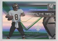 Archie Manning, Drew Brees /400