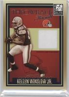 Kellen Winslow Jr. /245