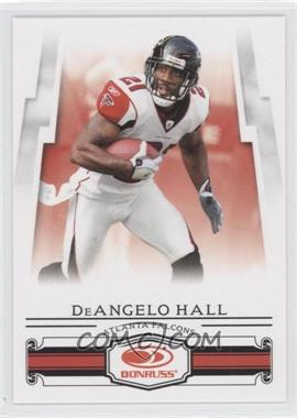 2007 Donruss Frito Lay - [Base] #10 - Veteran - DeAngelo Hall