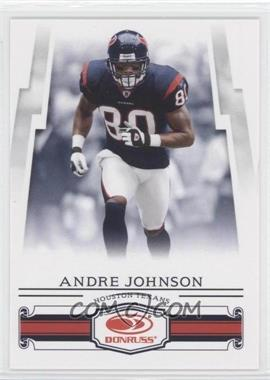 2007 Donruss Frito Lay - [Base] #18 - Veteran - Andre Johnson