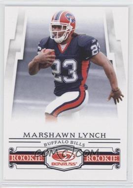 2007 Donruss Frito Lay - [Base] #5 - Rookies - Marshawn Lynch