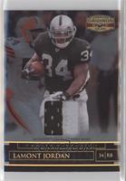 LaMont Jordan #/50