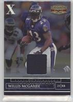 Willis McGahee #/119