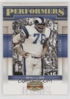 Rosey Grier #/100