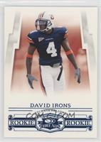 David Irons #/350