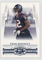 Fred Bennett #/350
