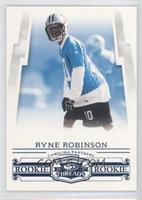 Ryne Robinson #/350