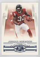 Jerious Norwood #/350