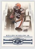 Kellen Winslow Jr. #/350