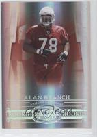 Alan Branch #/100