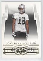 Jonathan Holland #/999
