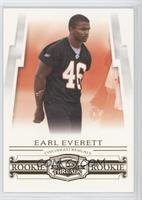 Earl Everett #/999