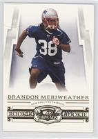 Brandon Meriweather #/999