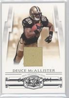Deuce McAllister #/250