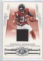 Jerious Norwood #/250