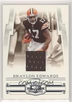 Braylon Edwards [Noted] #/250