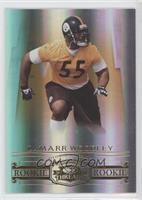 Rookies - LaMarr Woodley /999