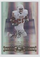 Autographed Rookies - Selvin Young /999