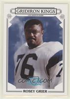 Rosey Grier #/25