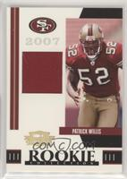 Patrick Willis [EX to NM] #/500