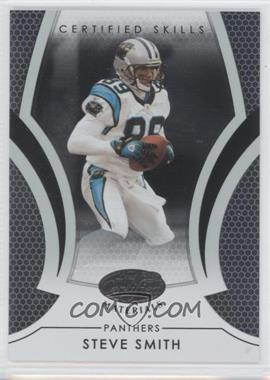 2007 Leaf Certified Materials - Certified Skills #CS-18 - Steve Smith /1000